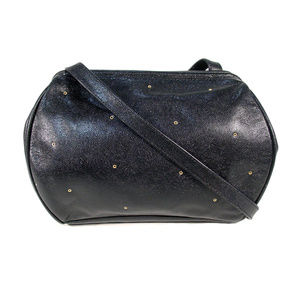 ALBERT NIPON Vintage Caviar Leather Evening Bag